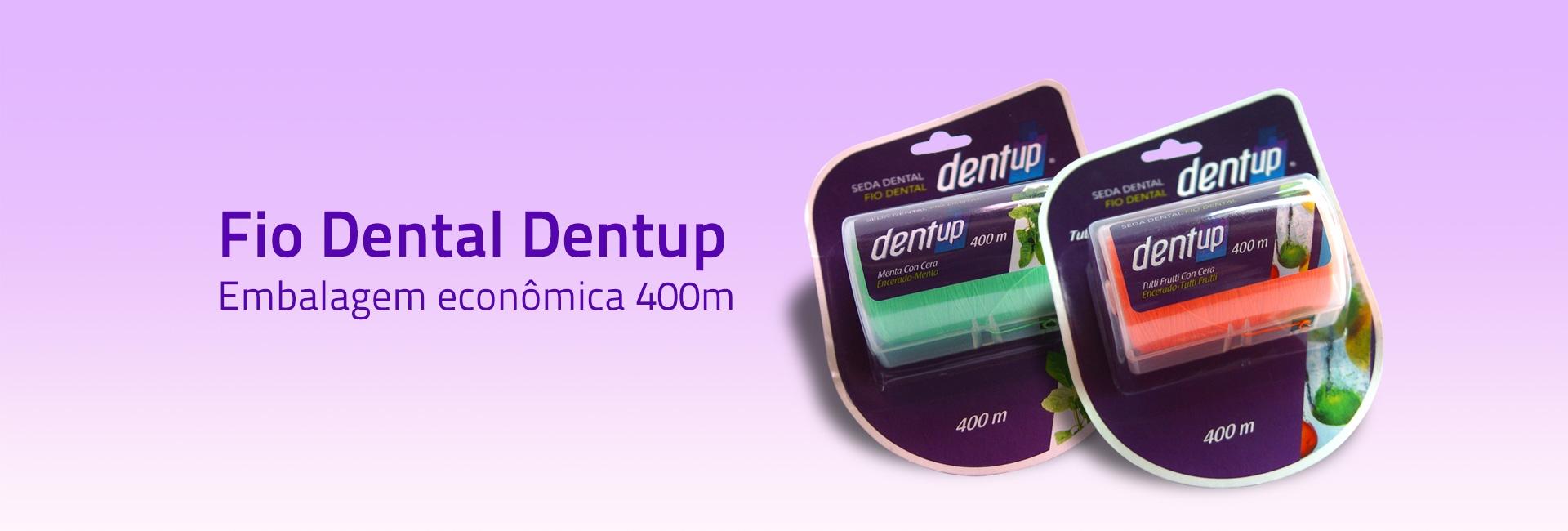 Fio Dental | 400m