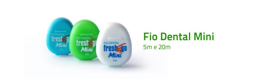 Fio Dental Mini | 5m