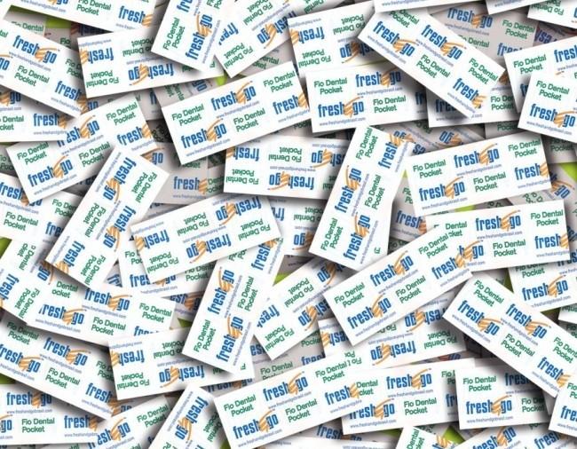 1447f2709 Fio Dental Pocket - Sachês