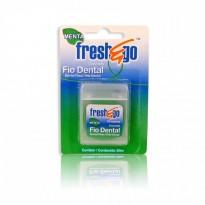 Fio Dental Fresh & Go 50m | 3 unidades